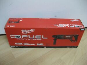 Milwaukee M18 Fuel Cordless 1 Sds Plus D handle Rotary Hammer 2713 20 Tool Only