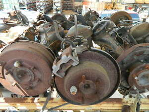 1995 96 97 98 99 00 01 Ford Explorer Rear Axle Assembly 3 55 Ratio 122k