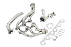 Manzo Stainless Steel Exhaust Header Fits Ford Ranger Explorer Navajo 90 94 4 0l