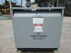 Square D Three Phase Electric Transformer