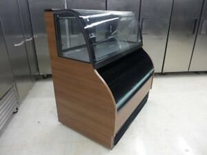 Structural Concepts Hmbc4 Dual Service 51 Refrigerated Bakery Deli Display Case