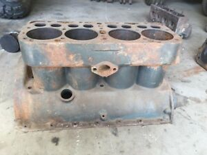 Model A Ford Engine Block