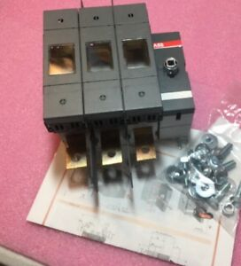 Abb Os100gj30 Switch Fuse 1sca121974r1001