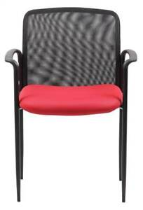 Stackable Guest Chair In Red id 3428193