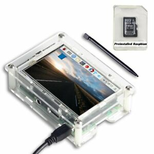 Uctronics 3 5 Inch Spi Tft Lcd Display Kit With Touch Screen Touch Pen Case 1