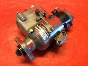 Ford Tractor Diesel Injection Pump 801 901 2000 4000 Roosamaster Dbgvcc429 5aj