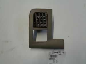 Dodge Ram 1500 Left Side Dash Vent 2002 2003 Grey