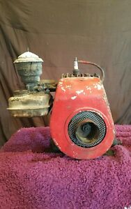 Briggs And Stratton 5s Gas Engine Hit And Miss Motor