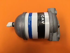 Allis Chalmers Tractor Cav Fuel Filter Assembly 160 170 175 70251307 70251315