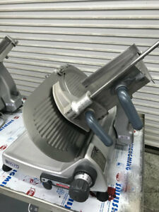12 Meat Cheese Manual Slicer Oem Sharpener Hobart 2812 8076 Commercial Nsf