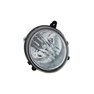 Nsf Certified Headlight Assembly Fits 2007 2009 Jeep Compass patriot Tyc