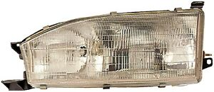 Headlight Assembly Fits 1992 1994 Toyota Camry Dorman