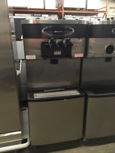 Taylor C713 33 Water Cooled Soft Serve Frozen Yogurt Machine 2012 Mfg