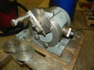 10 Carroll Dividing Head With Tailstock