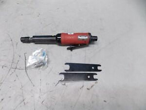 Chicago Pneumatic Air Die Grinder 1 4 Collet 27000 Rpm 0 47 Hp Model cp9110qb