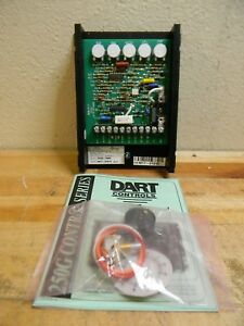 Dart Controls Inc Chassis Mount Motor Speed Control For 1 8 Hp To 2 Hp Motors