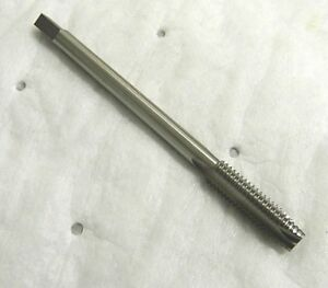 Reiff Nestor Small Shank Spiral Point Extension Tap 1 2 13nc 6 oal 3fl 45747