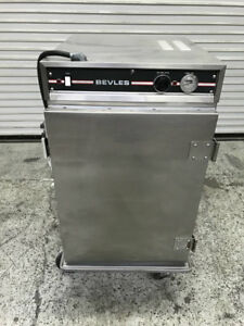 Insulated Half Height Heated Warmer Cabinet Bevles Ca70 cv32 8092 Commercial Ul