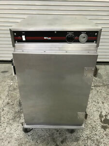 Insulated Half Height Heated Warmer Cabinet Bevles Ca43 8093 Commercial Nsf Ul