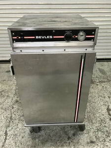 Insulated Half Height Heated Warmer Cabinet Bevles Ca43 8094 Commercial Nsf Ul