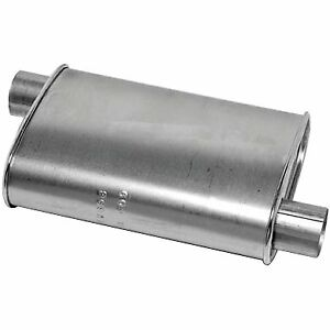 Thrush Turbo Muffler 2 Off In 2 Off Out 14 Case