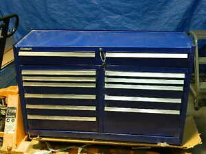 Kennedy Maintenance Pro Tool Box Roller Cabinet 12 Drawer 53 X 18 X 40