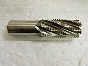 Hertel Square End Roughing End Mill 06821805