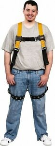 Miller tf4500 uak 400lbs Capacity Universal Full Body Safety Harness