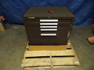 Kennedy 5 drawer Roller Tool Box Cabinet 29 X 35 Model 295xb Parts repair