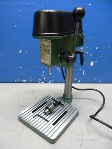 Value Collection Bench Top Drill Press W Step Pulley Control 4 5 16 Swing