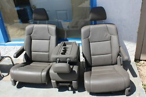 Honda Odyssey Leather Middle Row Seats