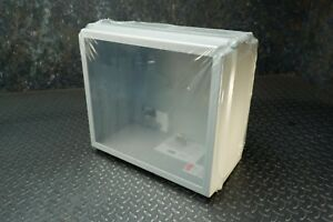 Hoffman A16148chqrfgw 16 X 14 X 8 Window Enclosure Fiberglass