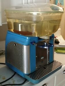 Working Classic 50 s Jet Spray Js 6 Refrigerated Juice Fountain Dispenser Cooler