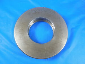 Budget 2 244 2 239 Thread Ring Gage 2 2440 2 2390 Go No Go Inspection Tooling