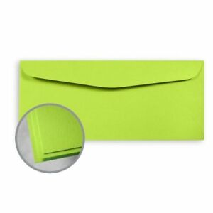 Astrobrights Terra Green Envelopes