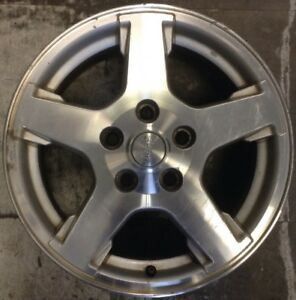 Jeep Grand Cherokee 2005 2006 2007 9055 Aluminum Oem Wheel Rim 17 X 7 5