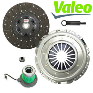 Valeo Max Stage 2 Clutch Kit For 2005 2010 Ford Mustang Gt 10 Spline 11 Fms
