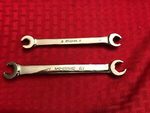 Snap On Rxfms 2seperate Metric Flare Nut Line Wrench 9 11mm 13 14mmyou Pick Em