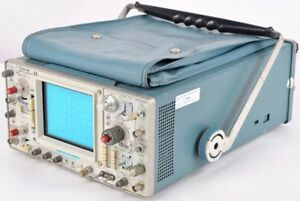 Tektronix 475 200mhz Portable Dual Channel trace Time Base Oscilloscope Parts