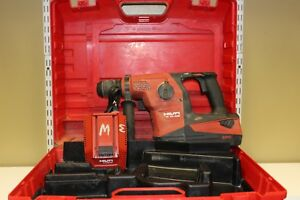 Hilti Te 30 a36 36v Cordless Combihammer Percussion Drill Sds Hammer Drill