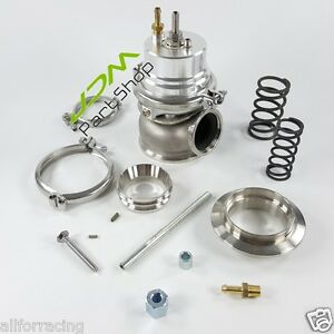 Adjustable External Gt2 60mm Turbo Charger Turbocharger Silver Color External U