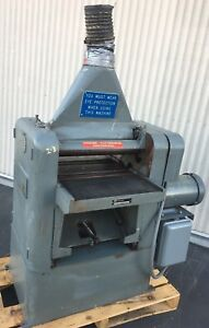Delta Rockwell 18 X 6 Wedge Bed Planer 7 5hp 230v 3ph