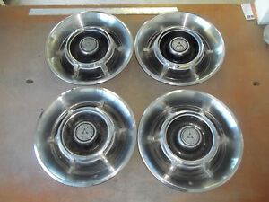 1967 67 Dodge Charger Hubcap Rim Wheel Cover Hub Cap 14 Oem Used 309 Spinner 4