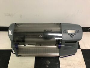 Gerber Envision 375 Vinyl Plotter Cutter used Free Shipping
