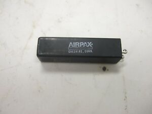 Military Airpax K19763 w 28 Vdc Time Totalizing Hour Meter Ms17321 10
