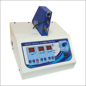 New All In One Traction Machine Digital Physiotherapy Equipment Physical Therapy