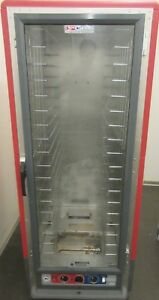 Metro C539 cfc 4 Full size Insulated Holding proofing Cabinet With Clear Door