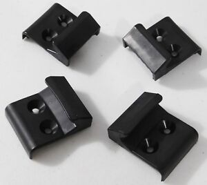 4 pack Plastic Jaw Clamps For Coats Tire Changer Machines 8184712 8183248