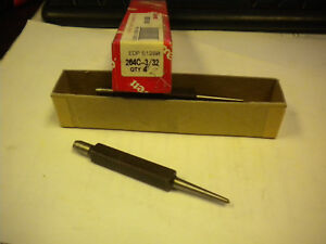 Starrett 264c 3 32 Center Punch
