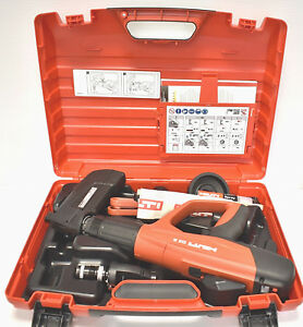 New Hilti 370448 Powder actuated Tool Dx 460 mx 72 Direct Fastening